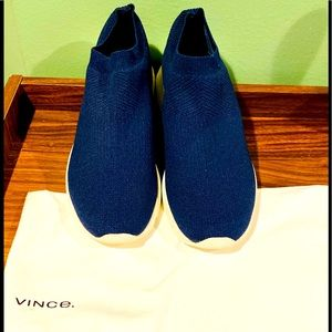 NWOT Vince Slip on Sneakers size 9